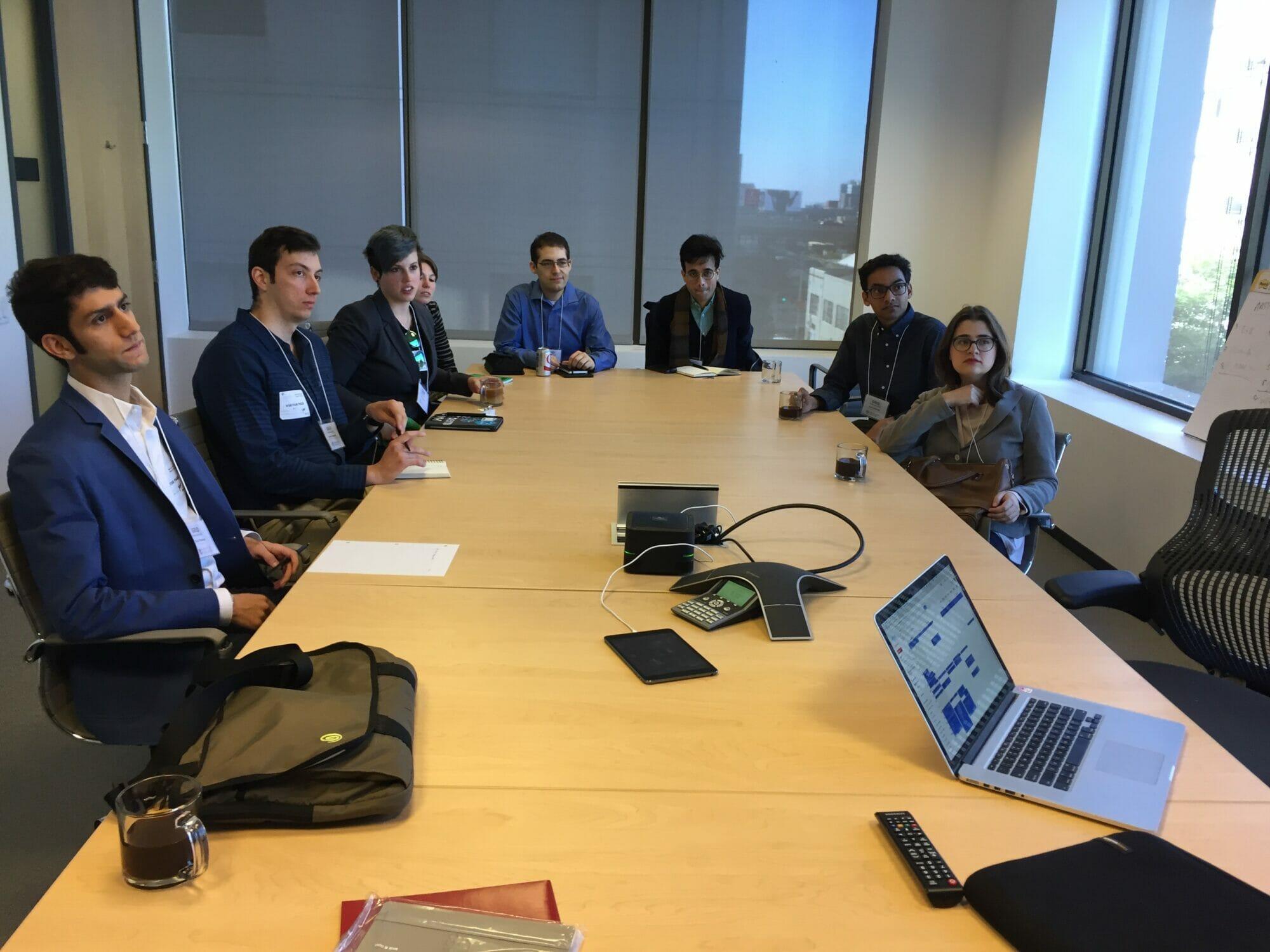 UChicago GRADUCon participants attending a seminar.