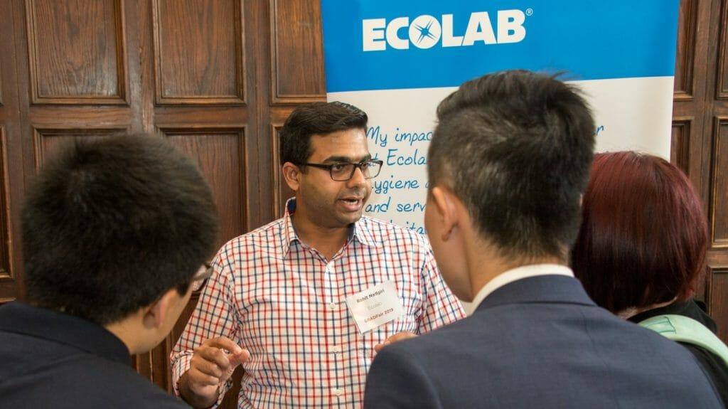 Photo of Ecolab Employer