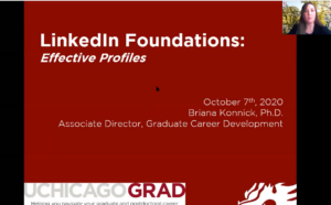 effective linkedin profiles